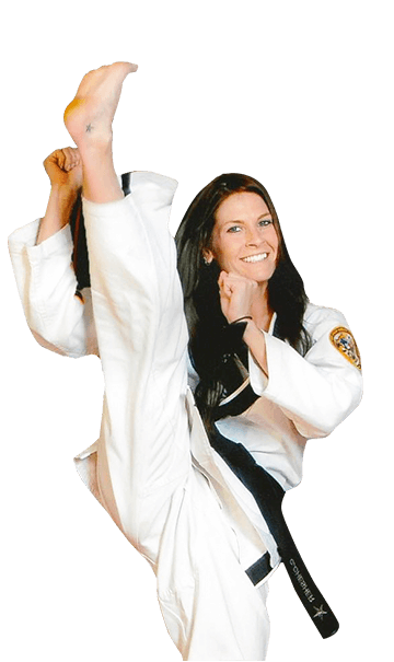 Master and Mrs. Overby Thrive Martial Arts