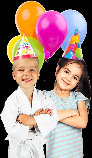 Martial Arts Thrive Martial Arts - Birthday Parties