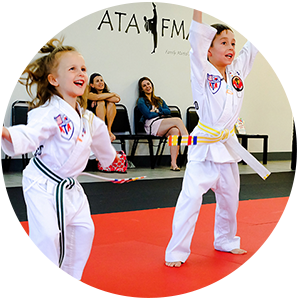 ATA Martial Arts Thrive Martial Arts Karate for Kids
