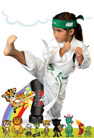 ATA Martial Arts Thrive Martial Arts - ATA Tigers