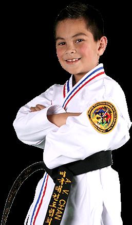 ATA Martial Arts Thrive Martial Arts - Karate for Kids